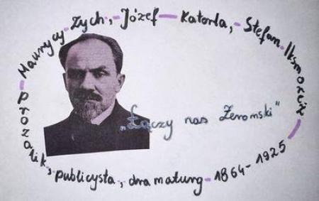 """""""Łączy nas Żeromski"""""""
