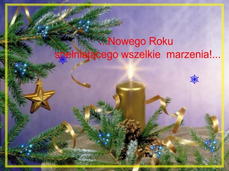 Życzenia noworoczne