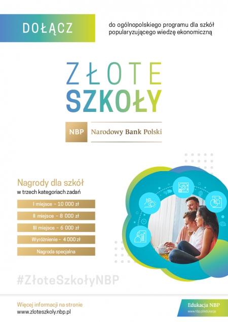 """Program """"Złote Szkoły NBP"""""""