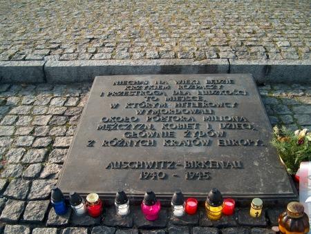 76. rocznica wyzwolenia KL Auschwitz - Birkenau