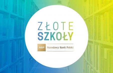 Drużyna Ambasadorów Edukacji Ekonomicznej ogólnopolskiego projektu ZŁOTE SZKOŁY NBP
