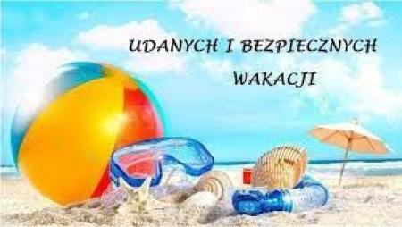 Życzenia na wakacje!!!