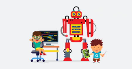 Kreatywne zajęcia z robotyki