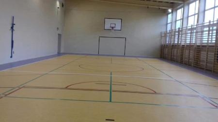 Nowa sala gimnastyczna w naszej szkole